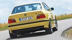 BMW M3 (E36), Heckansicht