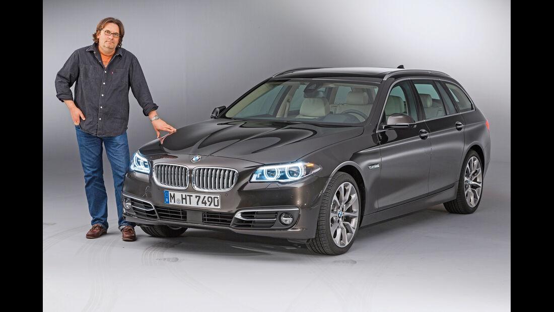 BMW M3 (E36), Heinrich Lingner