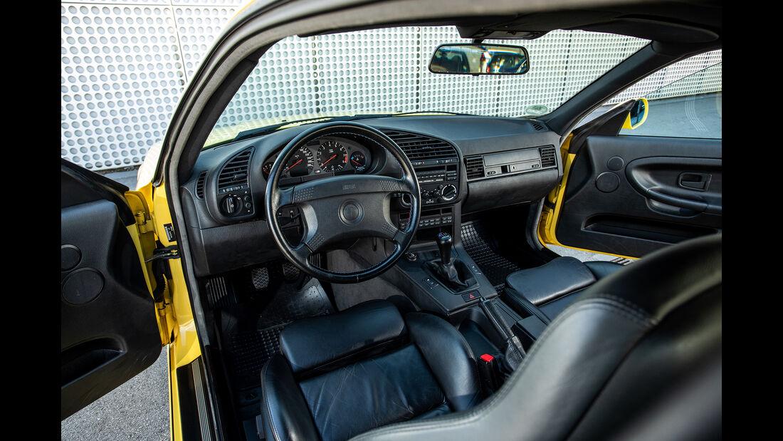 BMW M3 E36, Interieur