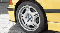 BMW M3 (E36), Rad, Felge