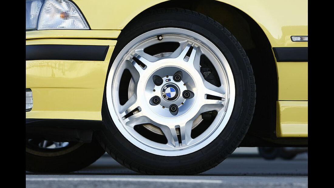 BMW M3 E36,Reifen