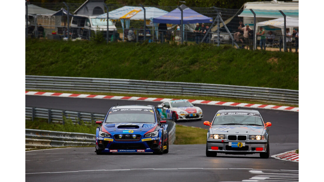 BMW M3 E36 - Startnummer: #177 - 24h-Nürburgring 2015 - Donnerstag