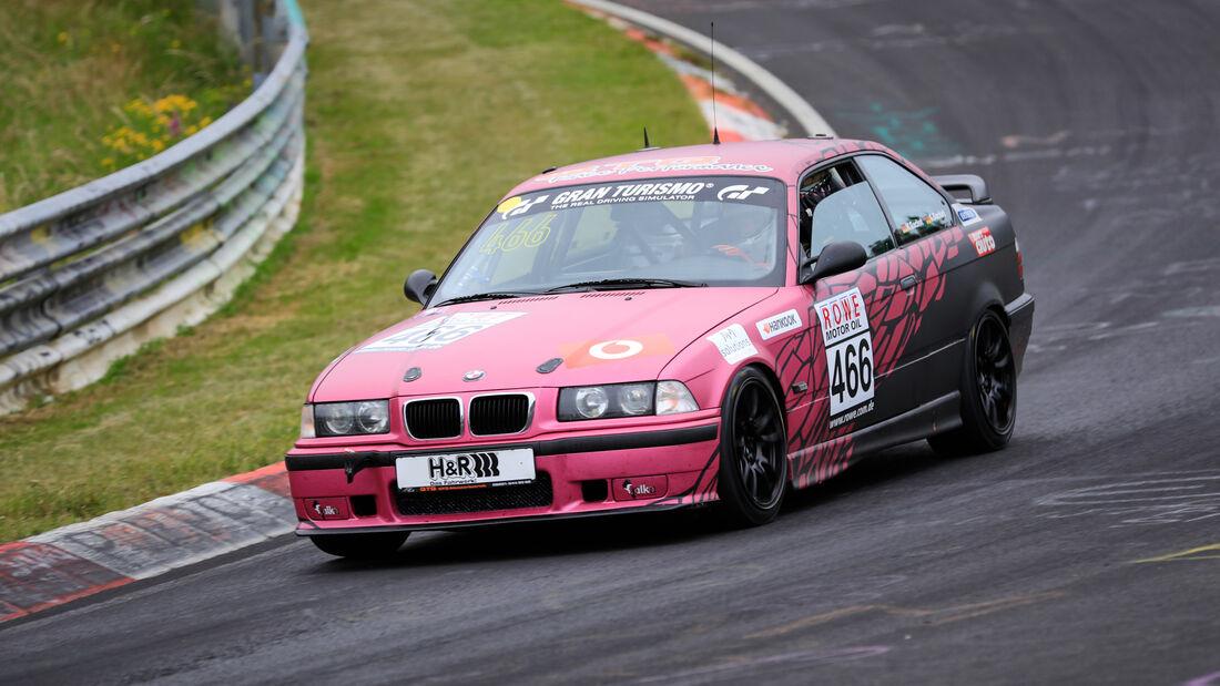 BMW M3 E36 - Startnummer #466 - V5 - NLS 2020 - Langstreckenmeisterschaft - Nürburgring - Nordschleife