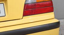 BMW M3 (E36), Typenbezeichnung, Heckleuchte