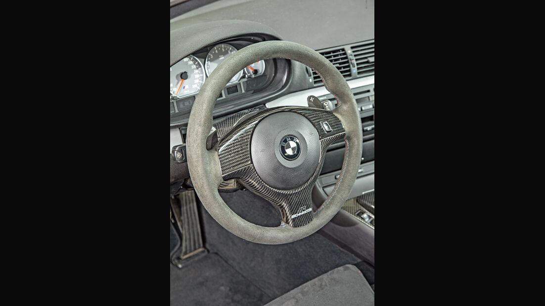 BMW M3 E46, Cockpit