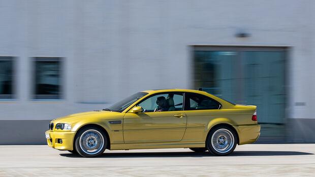 BMW M3 E46, Exterieur