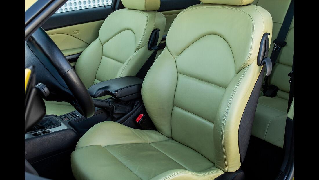 BMW M3 E46, Interieur