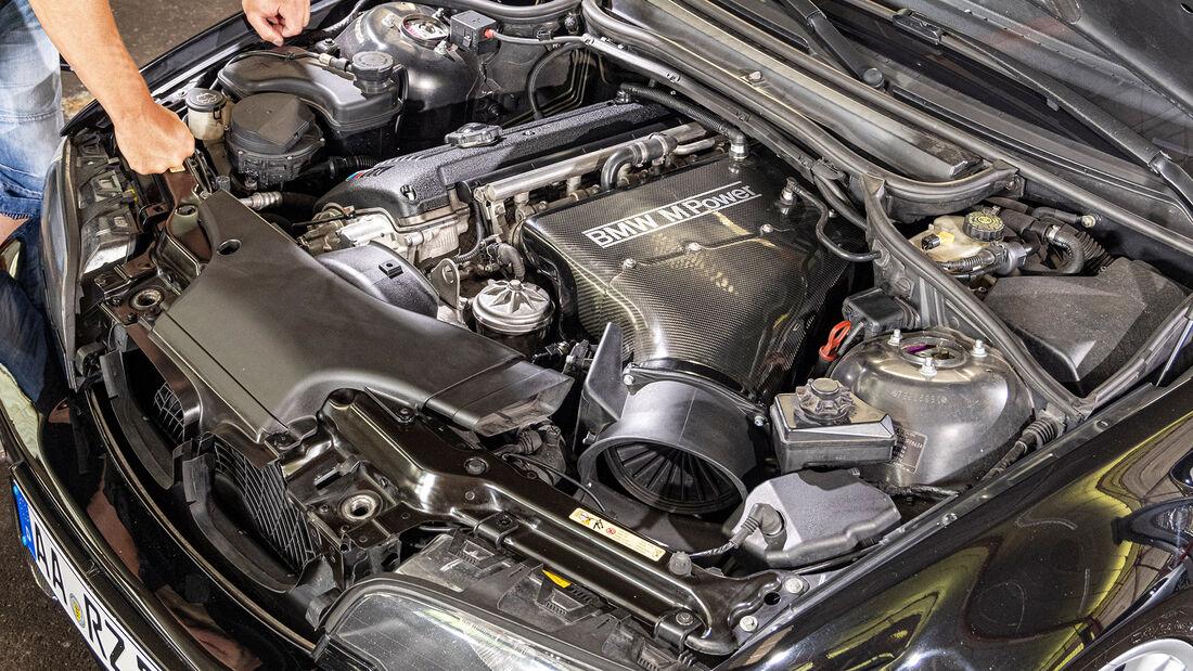 BMW M3 (E46), Motor