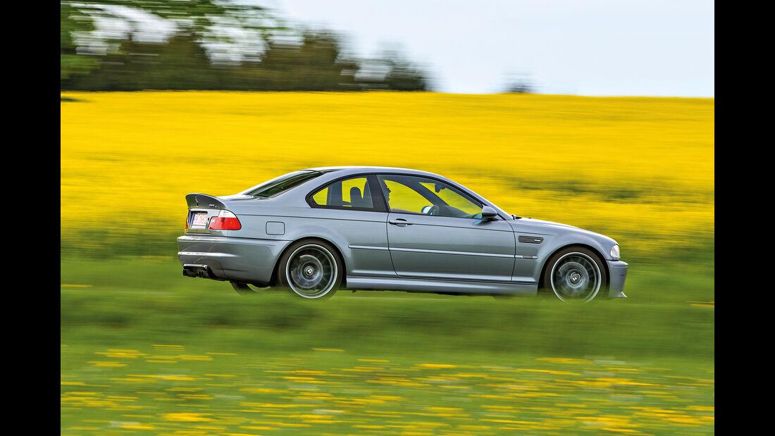 BMW M3 E46, Seitenansicht