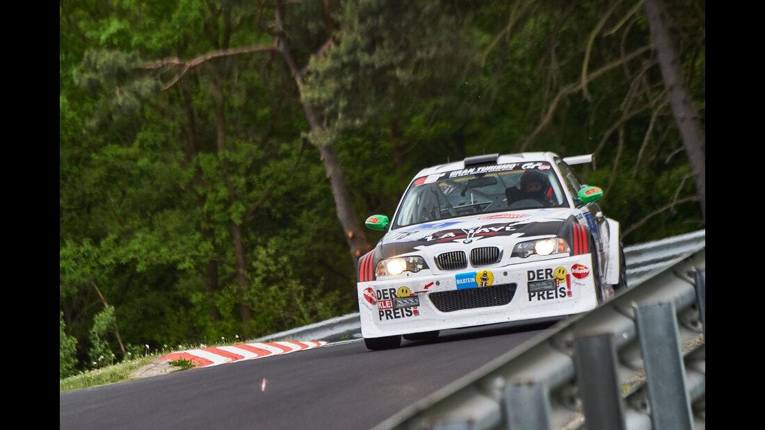 BMW M3 E46 - Startnummer: #78 -  24h-Nürburgring 2015 - Donnerstag