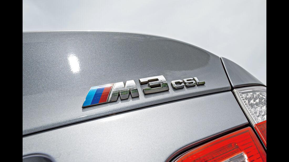 BMW M3 E46, Typenbezeichnung