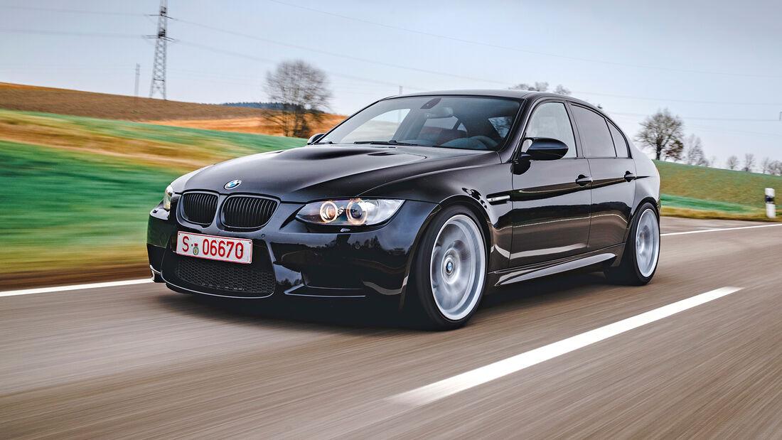 BMW M3 E90, Exterieur