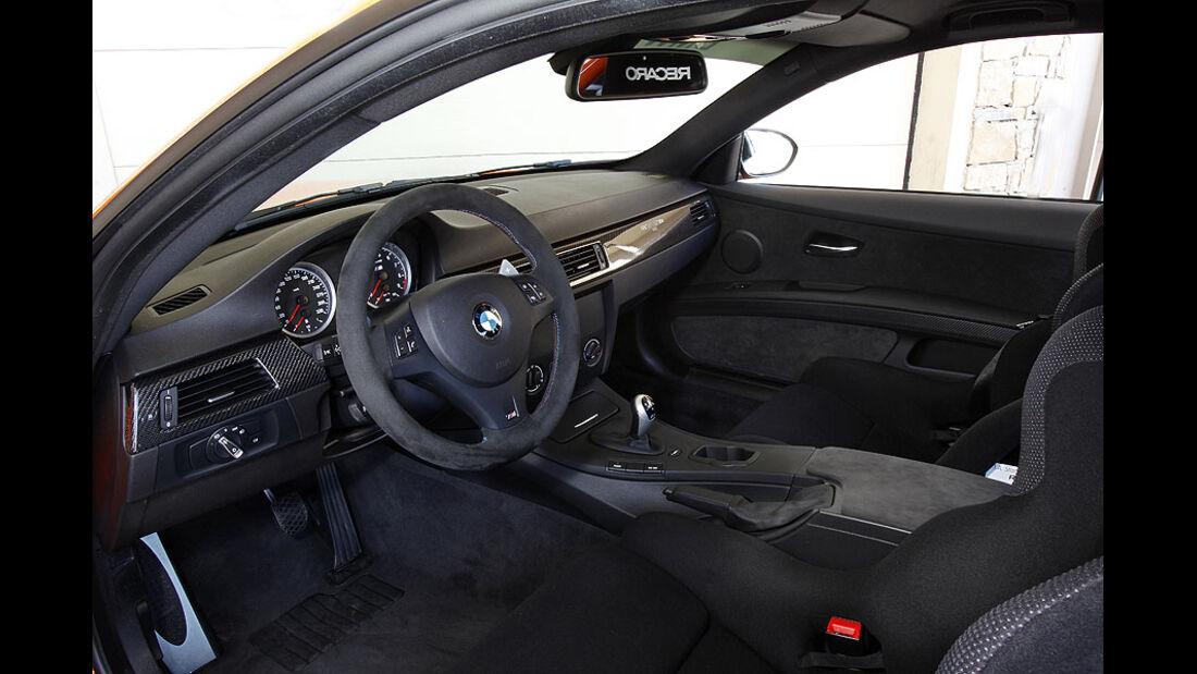 BMW M3 E91,Cockpit
