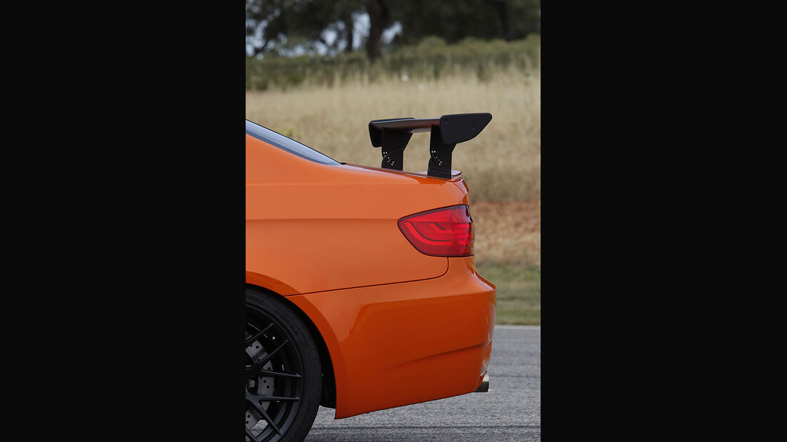 BMW M3 E91,Kotflügel