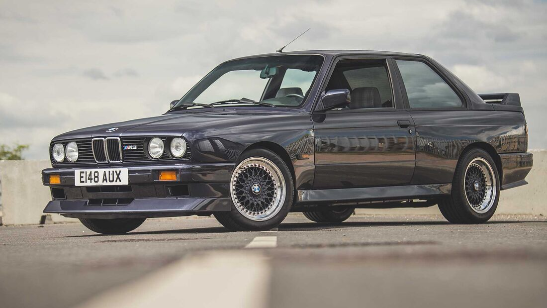 BMW M3 EVO II E30 (1988)