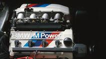 BMW M3 Evolution (E30) - Motor - Vierzylinder-Reihenmotor