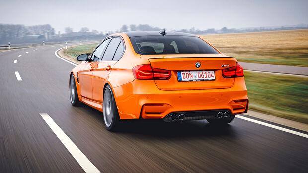BMW M3 F80, Exterieur