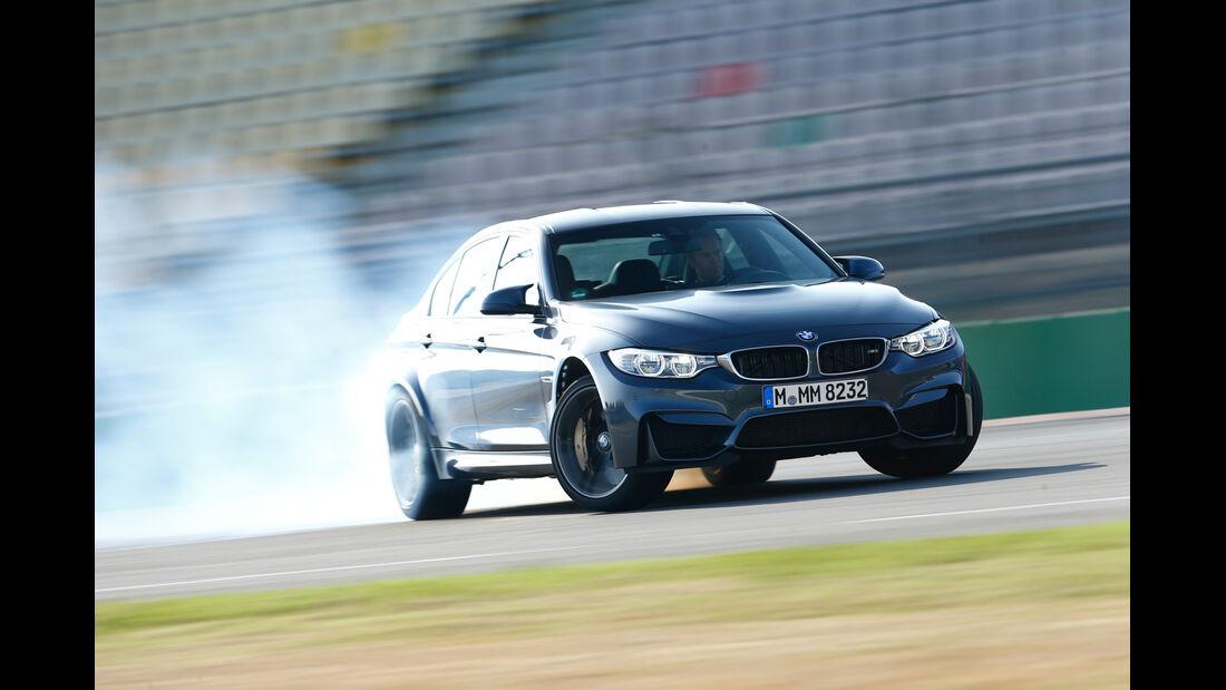 BMW M3 F80, Frontansicht