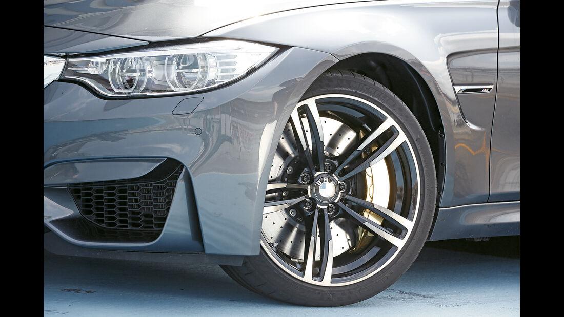 BMW M3 F80, Rad, Felge, Bremse