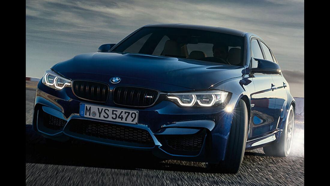 BMW M3 Facelift 2017