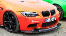 BMW M3 - Fan-Autos - 24h-Rennen Nürburgring 2018 - Nordschleife