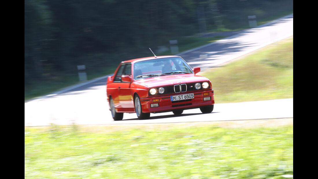 BMW M3, Frontansicht