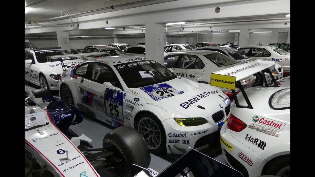 BMW M3 GT2 - Baujahr 2010 - Rennwagen - BMW Depot