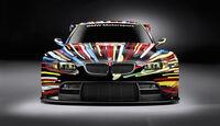 BMW M3 GT2, Jeff Koons