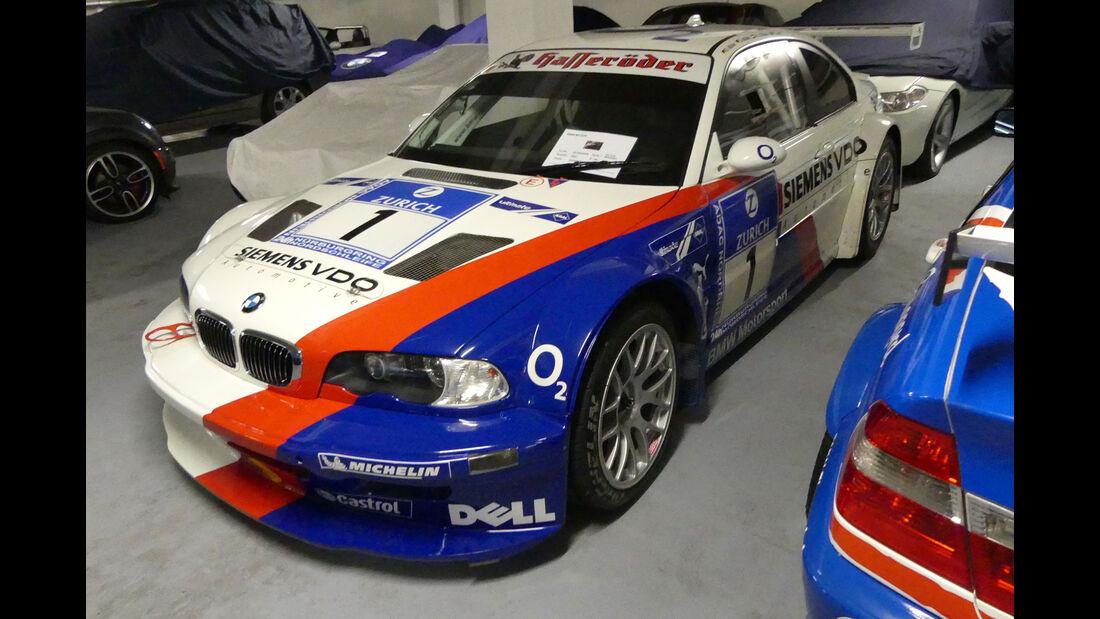 BMW M3 GTR - Baujahr 2001 - Rennwagen - BMW Depot