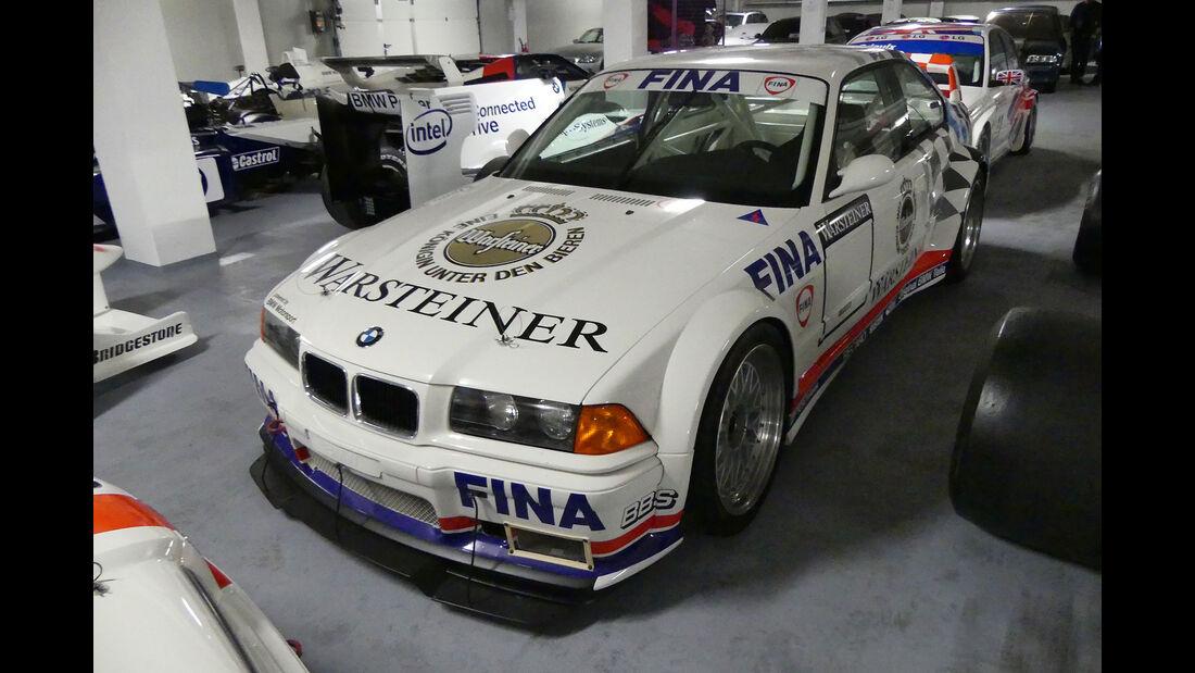 BMW M3 GTR E36 - Baujahr 1993 - Rennwagen - BMW Depot