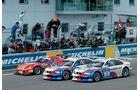 BMW M3 GTR, E46, Nordschleife, Nürburgring, 24h Rennen, Doppelsieg 2005