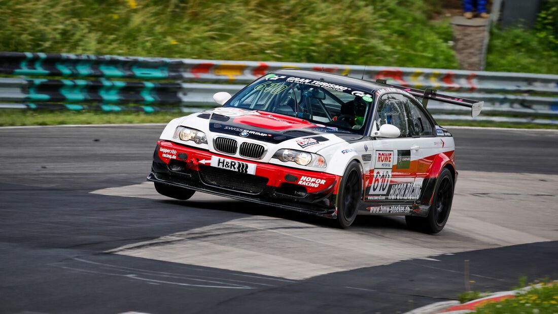 BMW M3 GTR - Startnummer #610 - Hofor - Racing - H4 - NLS 2021 - Langstreckenmeisterschaft - Nürburgring - Nordschleife