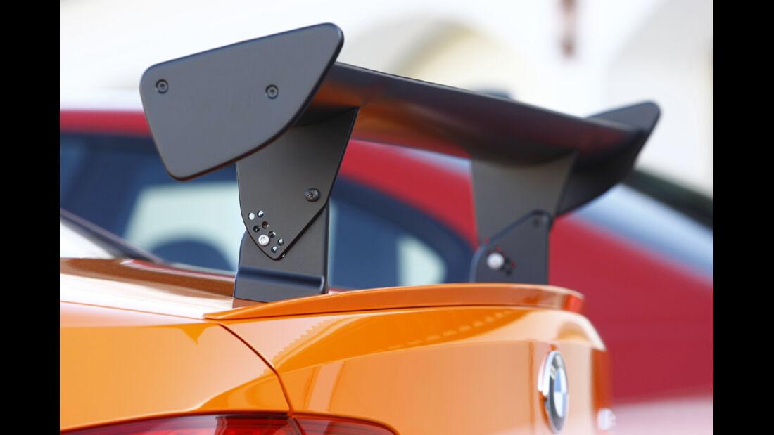 BMW M3 GTS Spoiler
