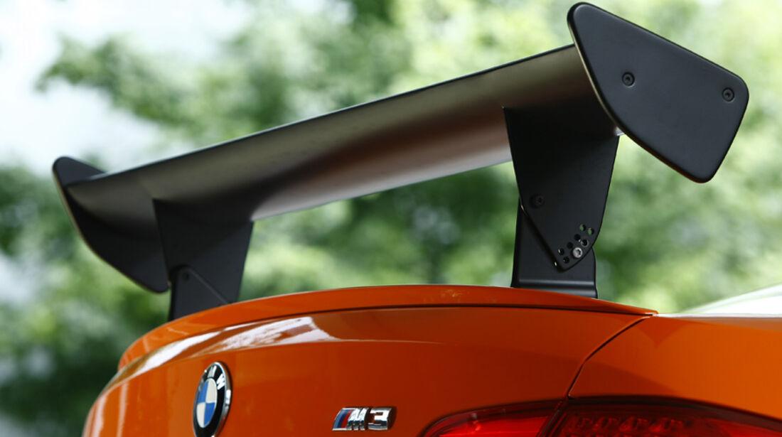 BMW M3 GTS, Spoiler