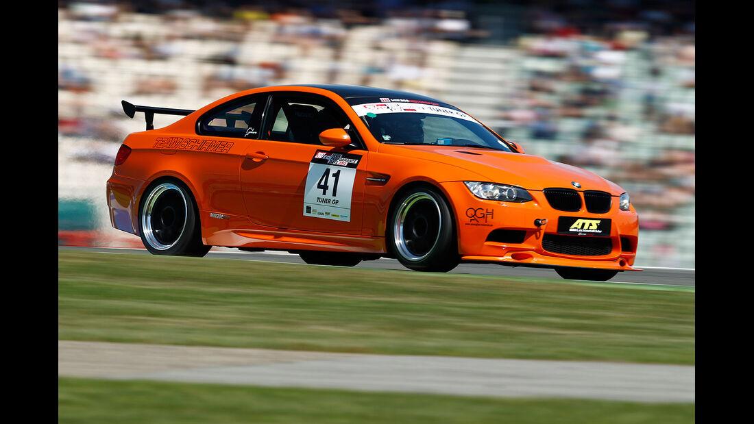 BMW M3 GTS, TunerGP 2012, High Performance Days 2012, Hockenheimring