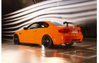 BMW M3 GTS, Windkanal