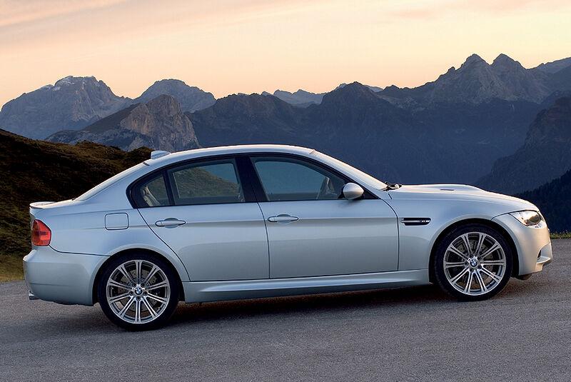 BMW M3 Limousine, E90