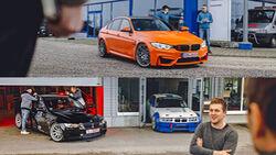 BMW M3/M4, Exterieur