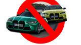 BMW M3 M4 Lieferstopp Mangel Defekt 2021
