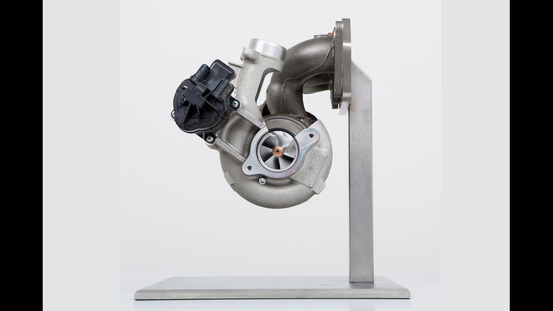 BMW M3/M4, Technik, Monoscrollturbolader
