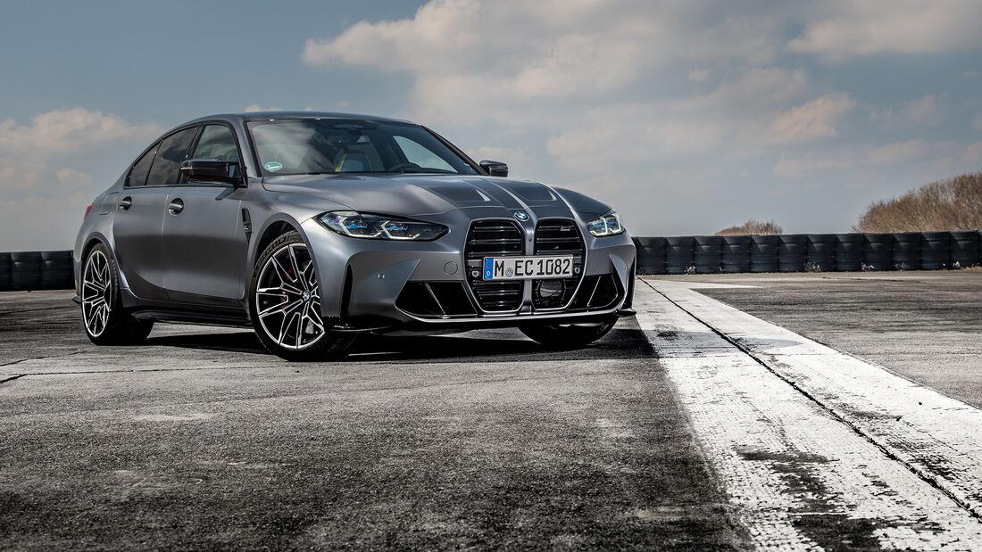 BMW M3 M4 xDrive Allrad 2021