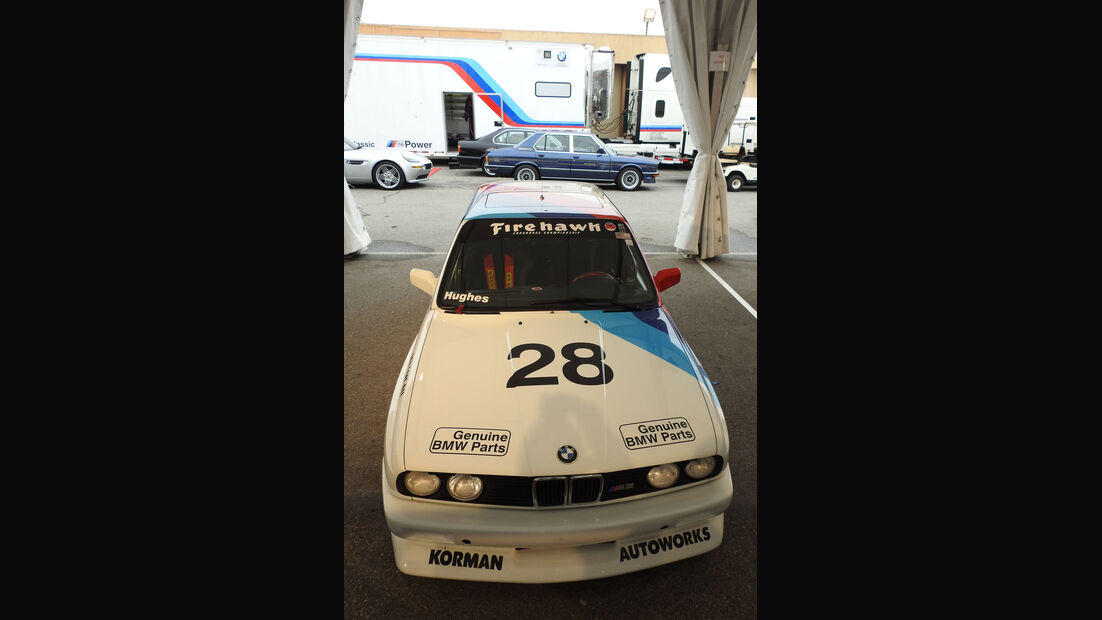 BMW M3 - Monterey Motorsports Reunion 2016 - Laguna Seca