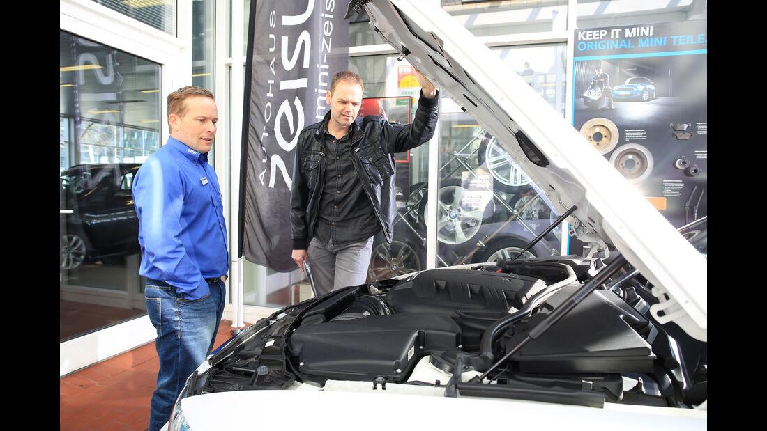 BMW M3, Motor