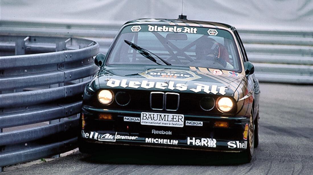 BMW M3, Otto Rensing