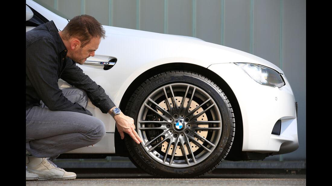 BMW M3, Rad, Felge