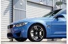 BMW M3, Rad, Felge, Bremse