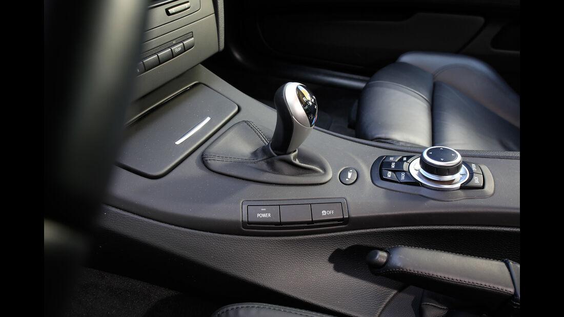 BMW M3, Schaltung