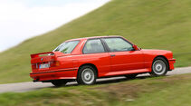 BMW M3, Seitenansicht