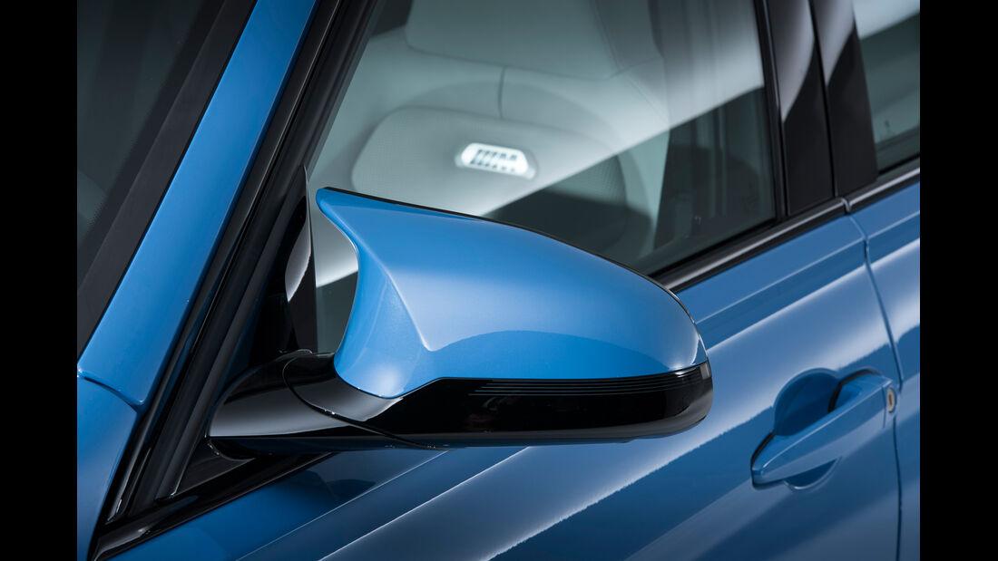 BMW M3, Seitenspiegel