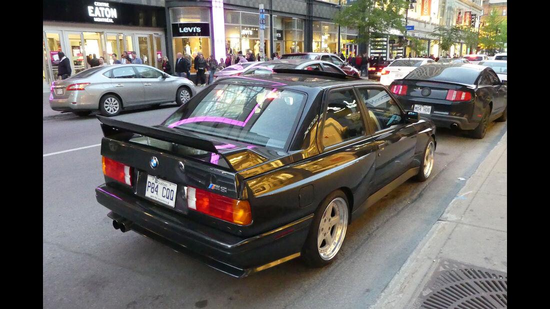 BMW M3 Sport Evolution - Carspotting - GP Kanada 2016 - Montreal